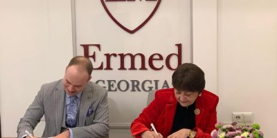 Ermed Georgia and HIV/AIDS Patients Support Foundation sign a Memorandum of Understanding